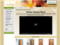 Website preview thumbnail for : Classic Sauna Products