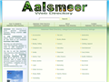 Website preview thumbnail for : Aalsmeer Web Dir