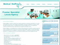 Website preview thumbnail for : Medical Staffing