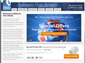 Website preview thumbnail for : Balloons Over Britain