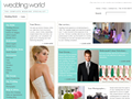 Website preview thumbnail for : Wedding World Kent