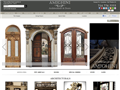 Website preview thumbnail for : Salvage Antiques