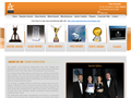 Website preview thumbnail for : Awards Online