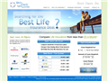 Website preview thumbnail for : Best Value Life Cover