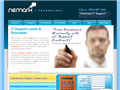 Website preview thumbnail for : Nemark Technology