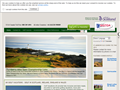 Website preview thumbnail for : Golf Vacations UK