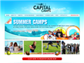 Website preview thumbnail for : Capital Camps
