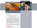 Website preview thumbnail for : Putsentelas Violin Studio