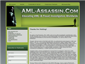 Website preview thumbnail for : AML Assassin