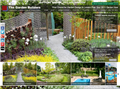 Website preview thumbnail for : Garden Design