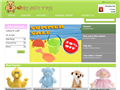 Website preview thumbnail for : Jolly Soft Toys