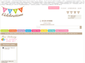 Website preview thumbnail for : Baby Celebrations