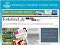 Website preview thumbnail for : Yorkshire Life