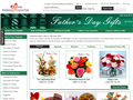 Website preview thumbnail for : Fathers Day Indian Gifts Portal