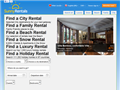 Website preview thumbnail for : Sunny Rentals