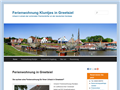 Website preview thumbnail for : Ferienwohnung Kluntjes Greetsiel