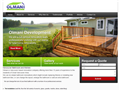 Website preview thumbnail for : Olmani Development