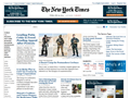 Website preview thumbnail for : New York Times
