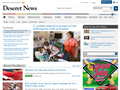Website preview thumbnail for : Deseret News