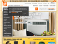 Website preview thumbnail for : Home Depot
