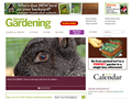 Website preview thumbnail for : Organic Gardening
