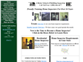 Website preview thumbnail for : Home Inspector Training