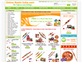Website preview thumbnail for : Online Rakhi To India