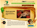 Website preview thumbnail for : Ashok Ayurvedic Clinic