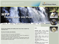 Website preview thumbnail for : Hydro Power Plants