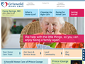 Website preview thumbnail for : Griswold Home Care