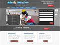 Website preview thumbnail for : Air Advice Heating Cooling