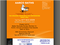 Website preview thumbnail for : Aarco Bath Systems