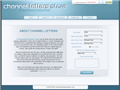 Website preview thumbnail for : Channel Letters Store