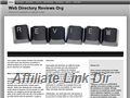 Website preview thumbnail for : Web Directory Reviews
