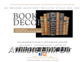 Website preview thumbnail for : Book Decor