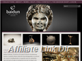 Website preview thumbnail for : Baidun Galleries