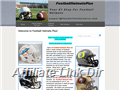 Website preview thumbnail for : Football Helmets Plus