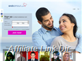 Website preview thumbnail for : Arabamour Dating Service