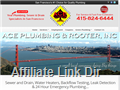 Website preview thumbnail for : Ace Plumbing & Rooter