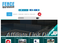 Website preview thumbnail for : Fence Warehouse