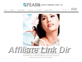 Website preview thumbnail for : Pearl Plastic Surgery Clinic