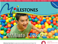 Website preview thumbnail for : Milestones Day School