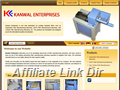 Website preview thumbnail for : Kanwal Enterprises