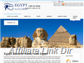 Website preview thumbnail for : Egypt Ala Carte