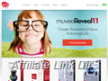 Website preview thumbnail for : Muvee's Video Editing Software