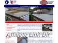Website preview thumbnail for : Secure Roof