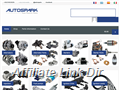 Website preview thumbnail for : Autospark Auto Electric Parts