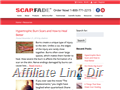 Website preview thumbnail for : Scar Fade Scar Cream