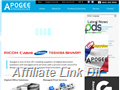 Website preview thumbnail for : Apogee Corporation Ltd