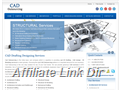 Website preview thumbnail for : CAD Outsourcing